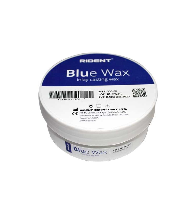 wax-blue-Inlay casting wax