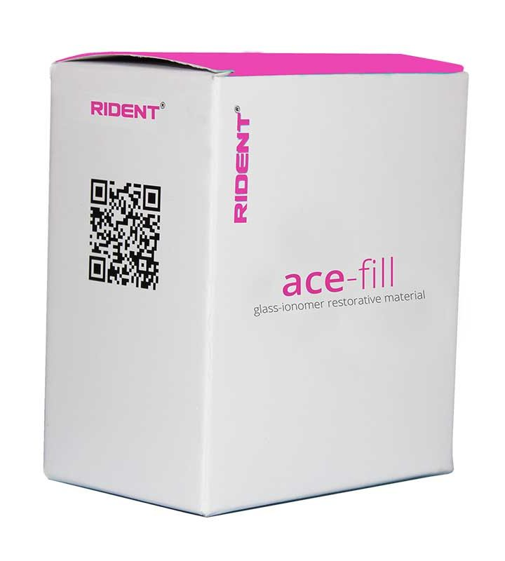 Ace-fill - Glass ionomer restorative material